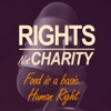 Rights Not Charity artwork