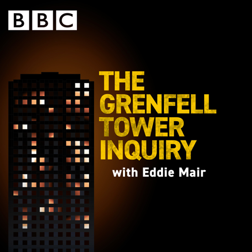 Cover image of The Grenfell Tower Inquiry with Eddie Mair