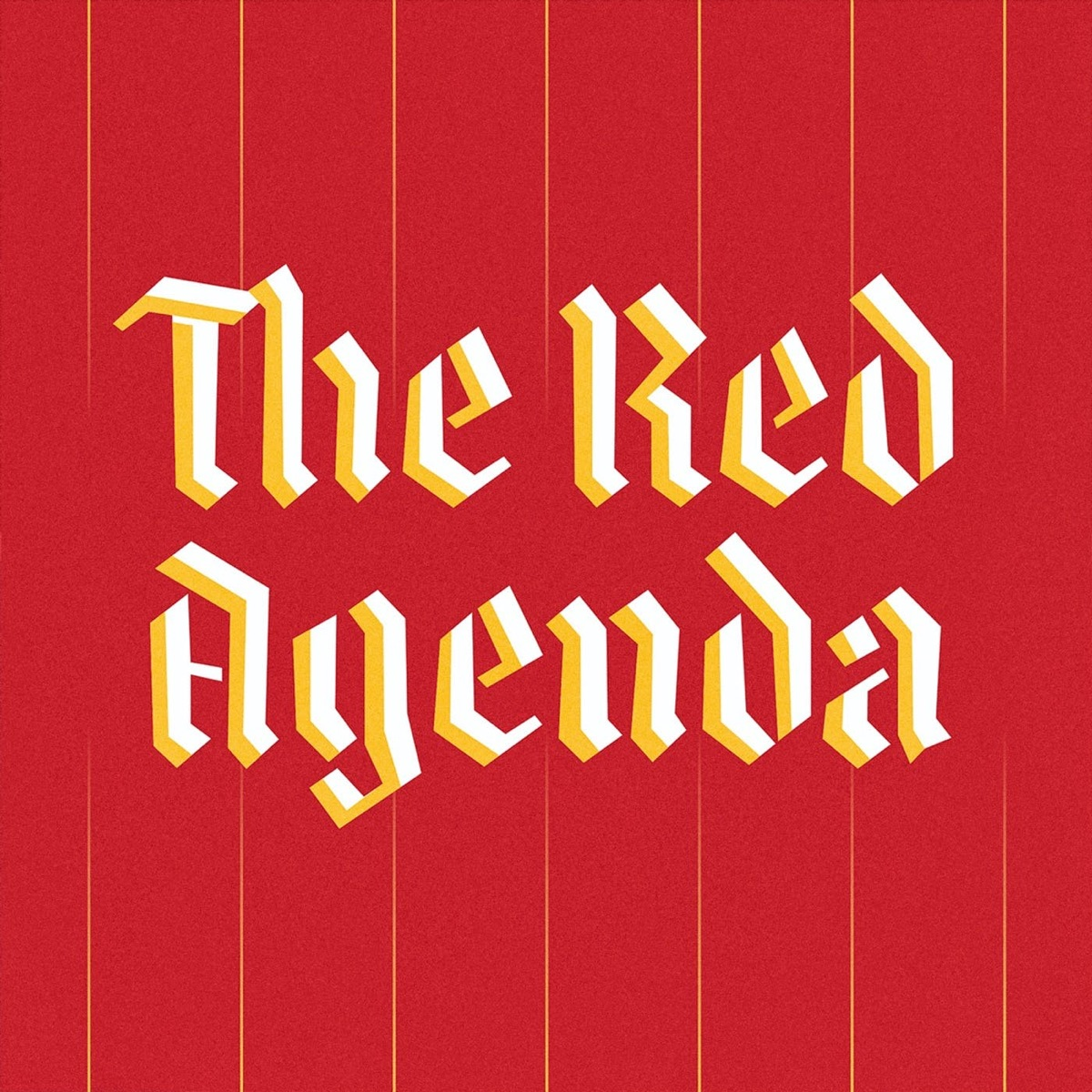 The Red Agenda - A show about Liverpool FC