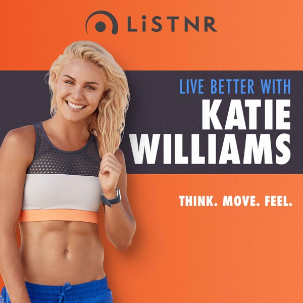 Live Better with Katie Williams Artwork