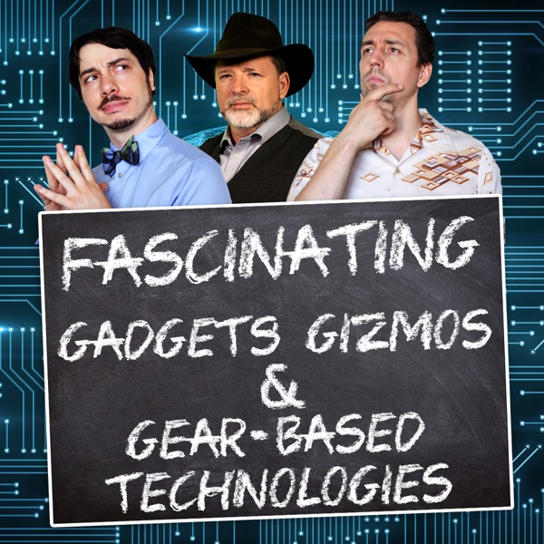 Fascinating Gadgets, Gizmos, and Gear Based Technologies Artwork