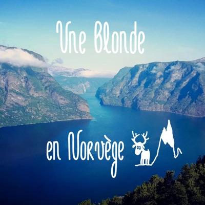 Une blonde en Norvège:Anne-Sophie Drouet