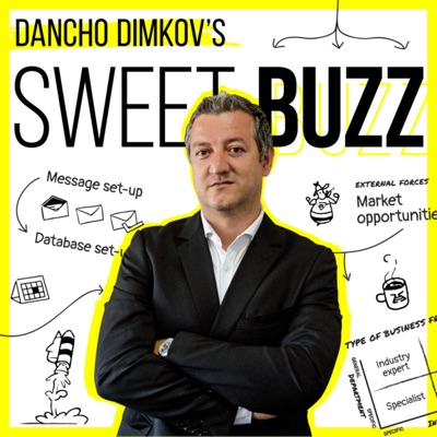 Sweet Buzz - Scaling a Digital B2B Business With Dancho Dimkov