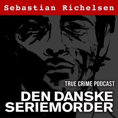 Den danske seriemorder med Sebastian Richelsen:Mofibo Books Aps
