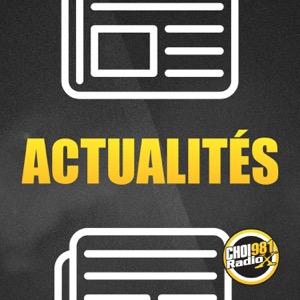 RADIO X ACTUALITÉS