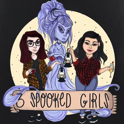 3 Spooked Girls:3 Spooked Girls