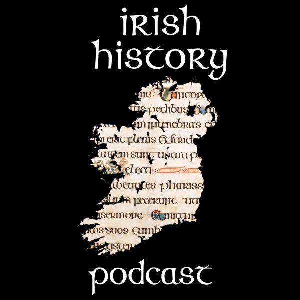 Irish History Podcast image