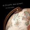 Hi, I'm earth.  Have we met?  with Shane Snediker artwork