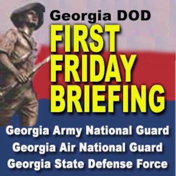 Georgia DOD First Friday