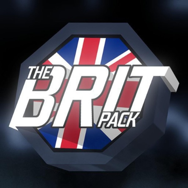 The Brit Pack MMA Podcast Artwork
