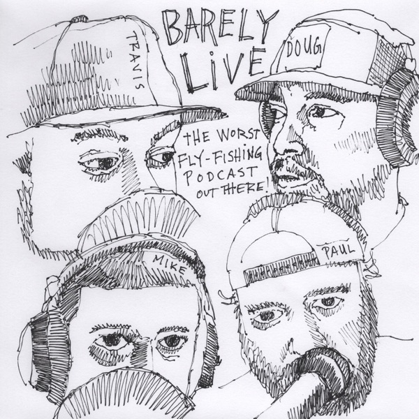 """""""The Barely Live Podcast"""""""