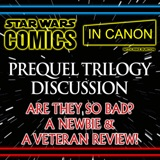 Star Wars: Prequel Trilogy Discussion – Are They So Bad? A Newbie & A Veteran Review!