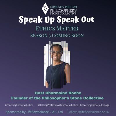 Speak Up. Speak Out. Ethics Matter.