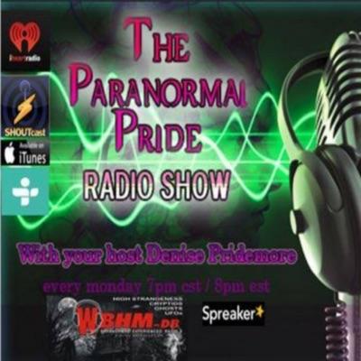 The Paranormal Pride