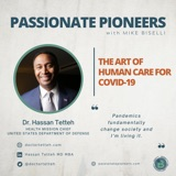 The Art of Human Care for COVID-19 with Dr. Hassan Tetteh