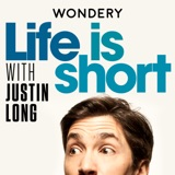 Image of Life is Short with Justin Long podcast