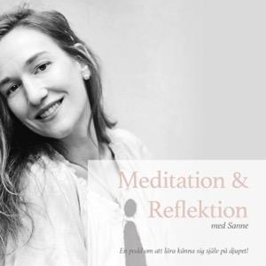 Meditation och reflektion med Sanne