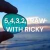 5,4,3,2,1 RAW WITH RICKY artwork