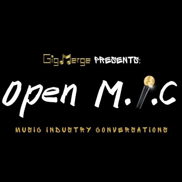 Open M.I.C - Music Industry Conversations Artwork