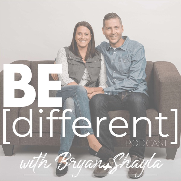 BE[different] Podcast