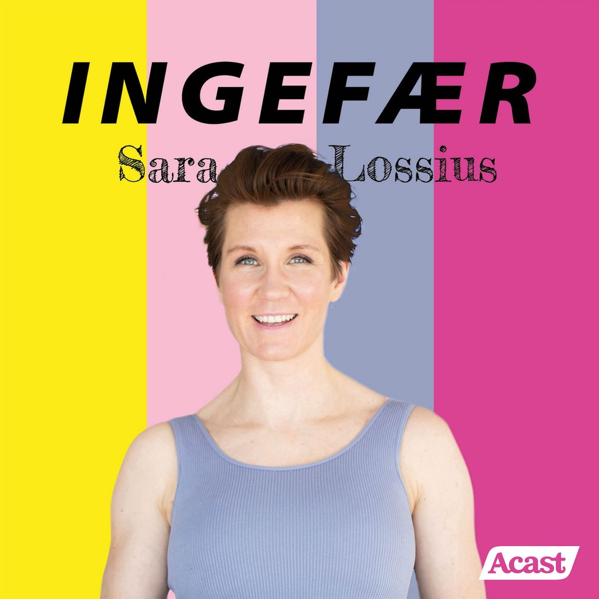 Ingefær podcast