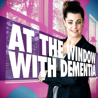 At the window with Dementia