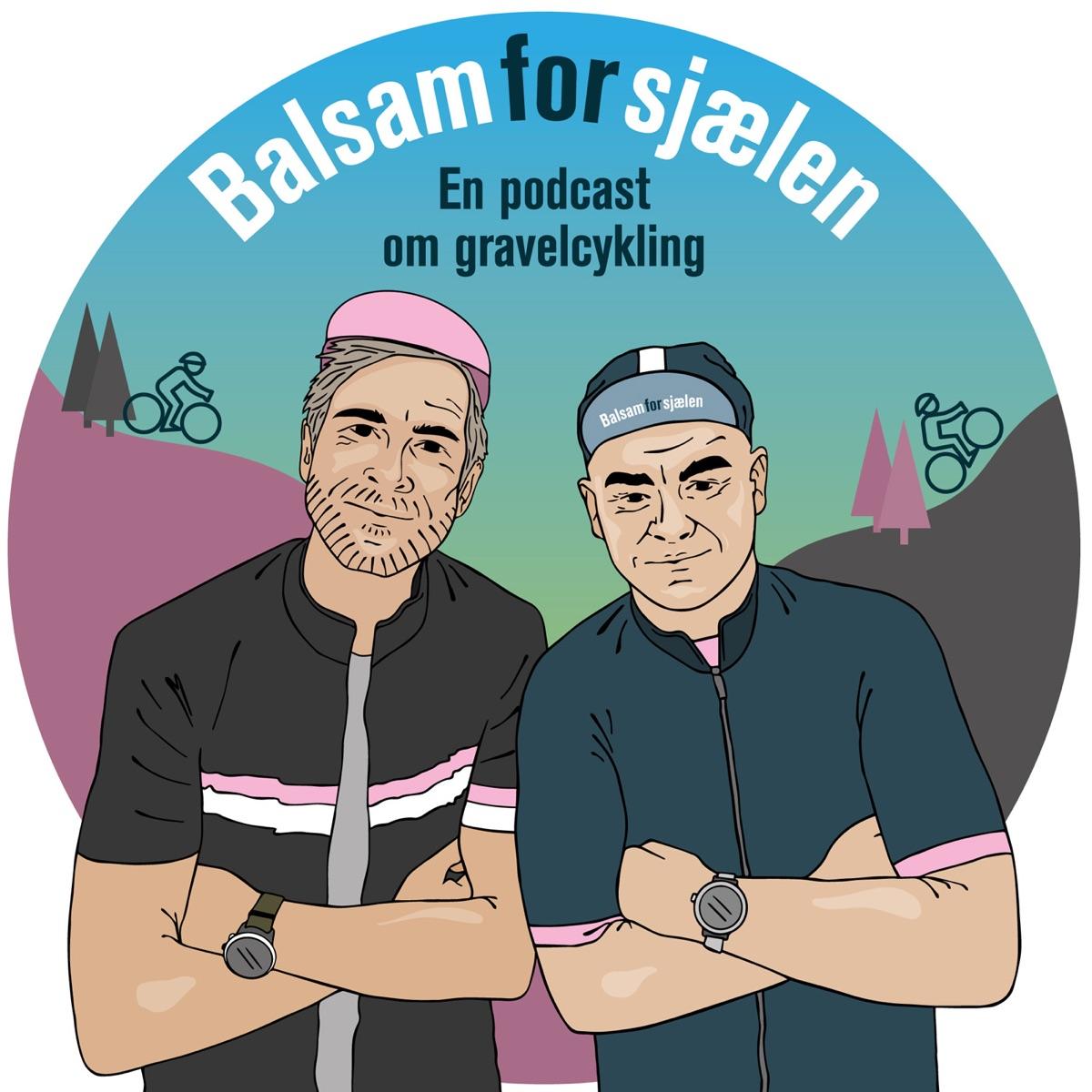Balsam for sjælen - alt om gravel cykling