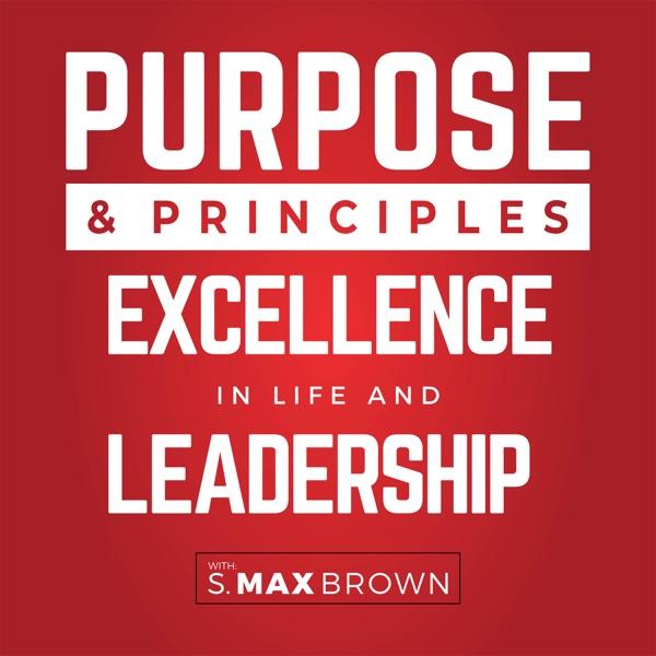 Purpose & Principles Podcast Artwork