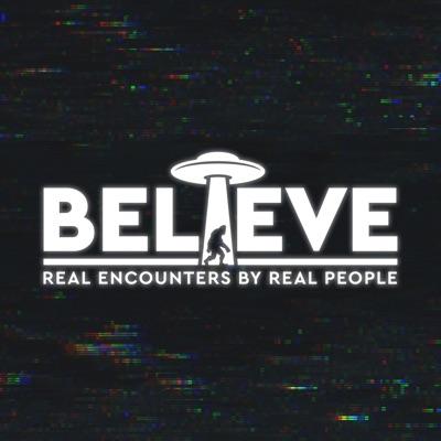 Believe: Paranormal & UFO Podcast:CC Radio