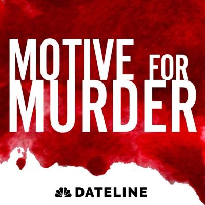 Motive for Murder:NBC News