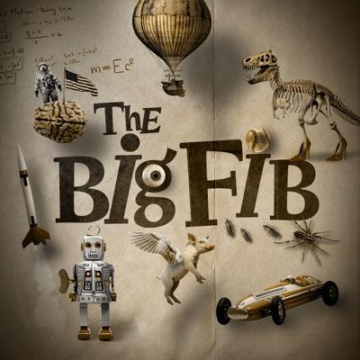 The Big Fib:Gen-Z Media | Wondery