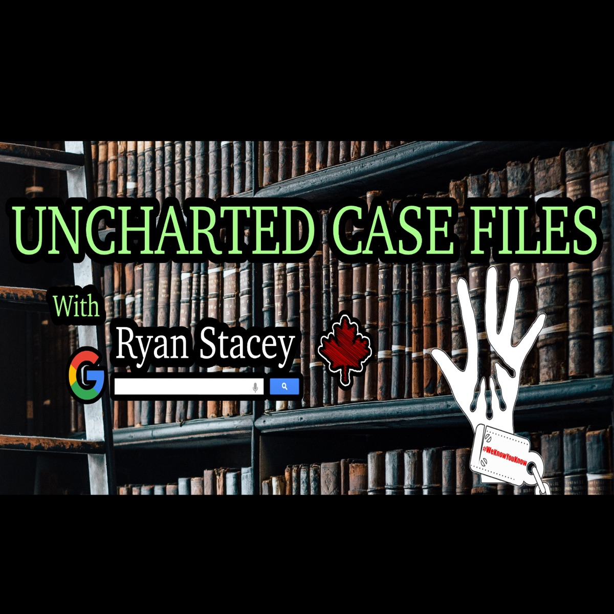 Uncharted Case Files