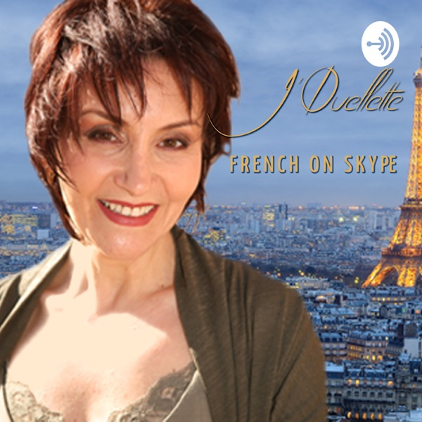 Daily Minute with J'Ouellette® - French conversation for jet-setters Artwork