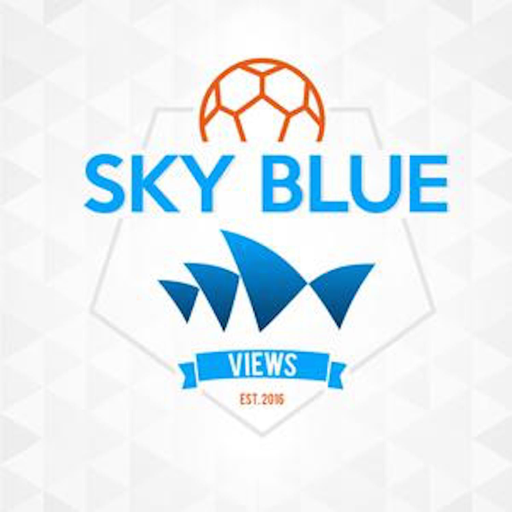 Cover image of Sky Blue Views