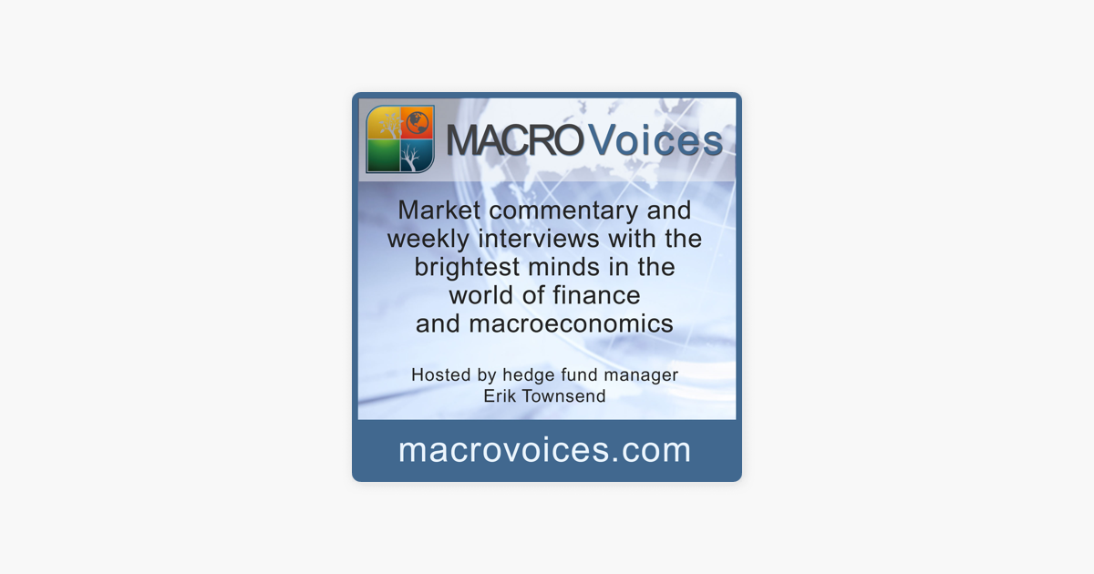 Macro Voices on Apple Podcasts