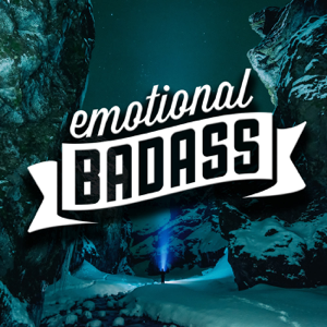 Emotional Badass: Where Moxie meets Mindful - Meditations, Self Care, Motivation Mindset, Holistic Recovery, & Life Coaching