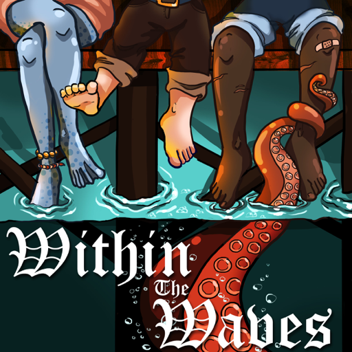 Cover image of Within the Waves