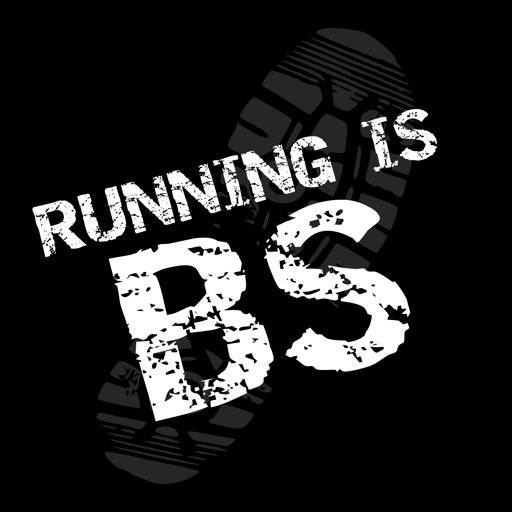 Cover image of Running is BS