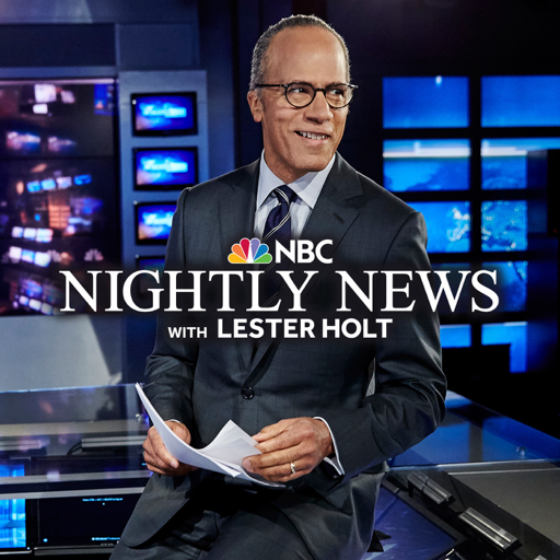 Cover image of NBC Nightly News