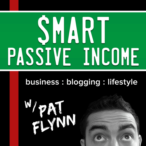 Cover image of The Smart Passive Income Online Business and Blogging Podcast