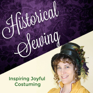 Historical Sewing Podcast