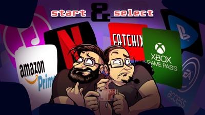 Start & Select:Gronkh und Onkel Jo