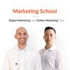 Marketing School - Digital Marketing and Online Marketing Tips - Neil Patel & Eric Siu.