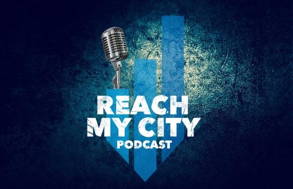 REACH MY CITY EVANGELISM Artwork