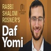Daf Yomi Shiur by Rabbi Shalom Rosner artwork