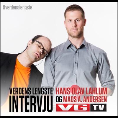 Verdens lengste intervju:Mads A. Andersen og Hans Olav Lahlum