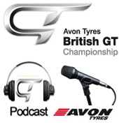 The Avon Tyres British GT Championship – Audio Podcasts