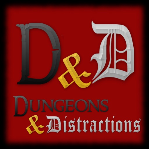 Cover image of Dungeons & Distractions