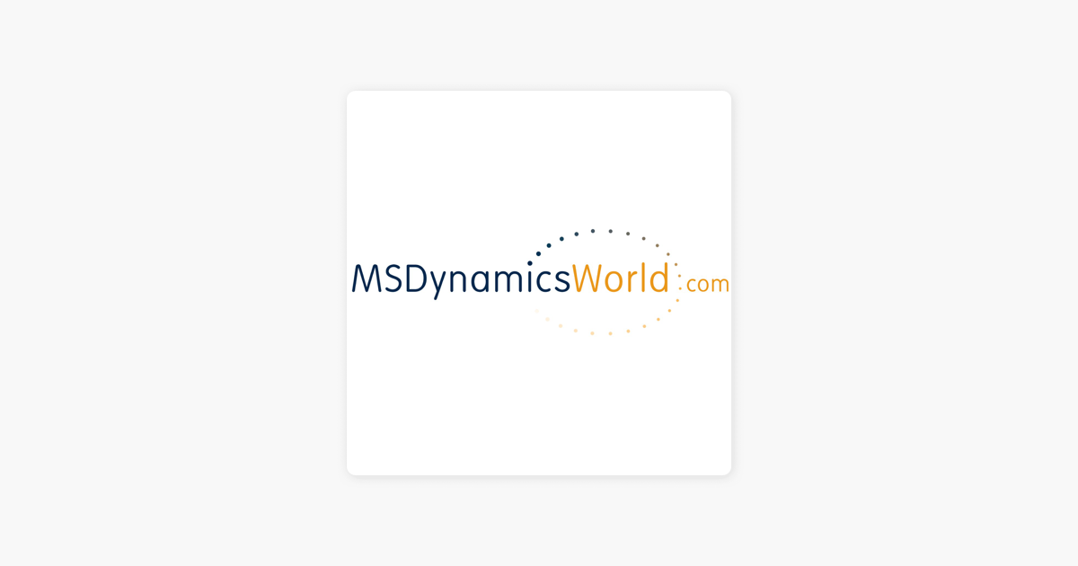 The MSDW Podcast on Apple Podcasts