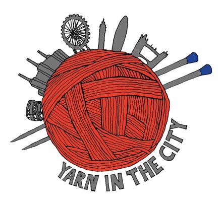 Cover image of Yarn in the City